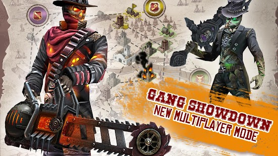 Six-Guns: Gang Showdown Screenshot