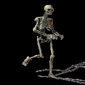 Wallpaper skeleton James