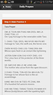 Daily Buddhist Prayers- screenshot thumbnail