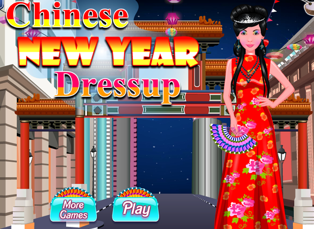 Chinese a makeover free – Kids - screenshot