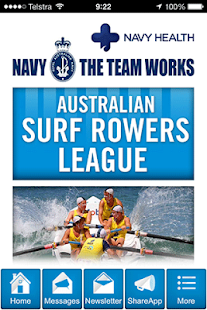 Australian Surf Rowers League- screenshot thumbnail