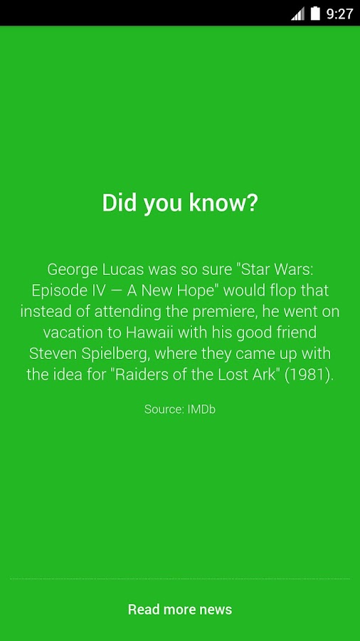 Yahoo News Digest - screenshot