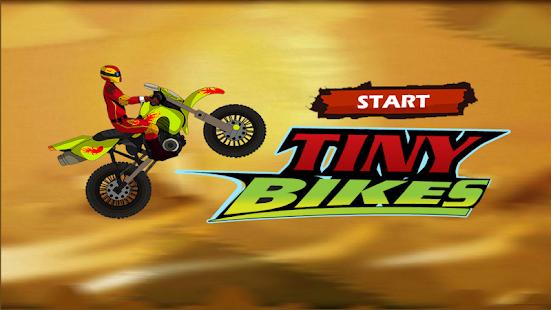 Tiny Bikes