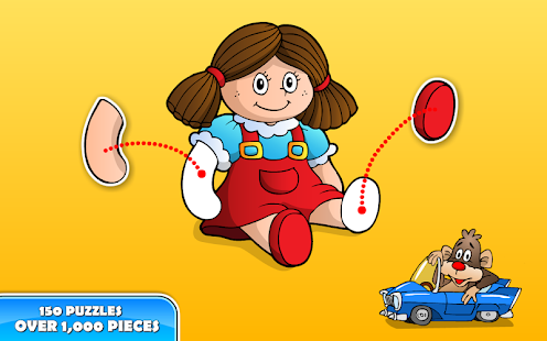 Kids Shape Puzzle for Toddlers Screenshot