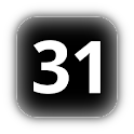 Day and Date Status Bar icon