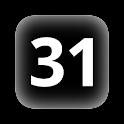 dia ea barra de status data icon