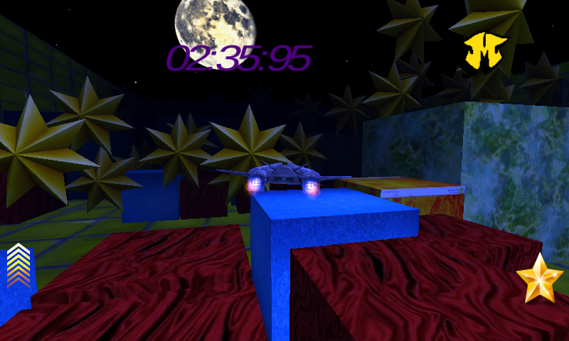 Star Fly Revolution 3D - screenshot