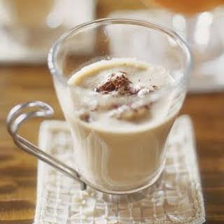 Hot Rum Coffee.