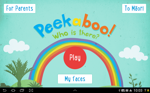 【免費休閒App】Peekaboo - who is there?-APP點子