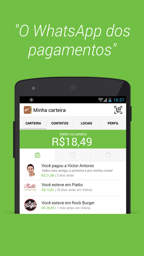 PicPay - Carteira Digital - screenshot