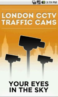 London CCTV Traffic Cams - screenshot thumbnail
