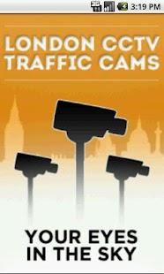 London CCTV Traffic Cams- screenshot thumbnail