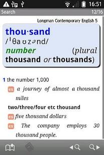 Longman Dictionary of English - Google Play Android 應用 ...