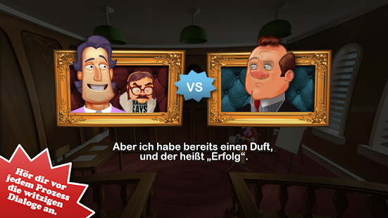 Devil's Attorney Screenshot