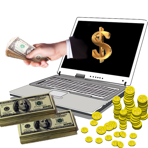 インターネット上でお金を稼ぐ