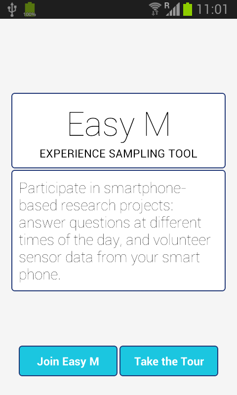 Easy M- screenshot