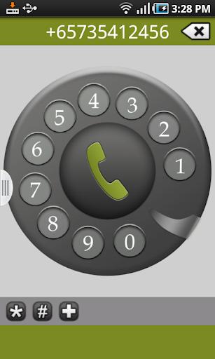 舊電話撥號器 通訊 App-愛順發玩APP
