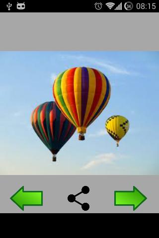 氣球的照片
