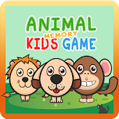 Kids Memory Game Animal