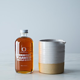 VT Syrup & Silo Pitcher