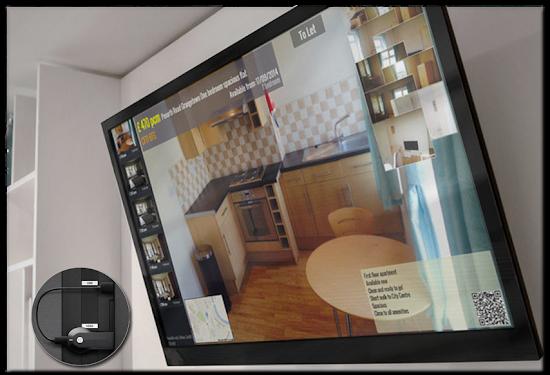 Landmax.pro TV with Chromecast Device