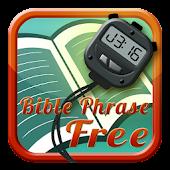 Bible Phrase Free