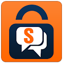 Secure Messaging App icon