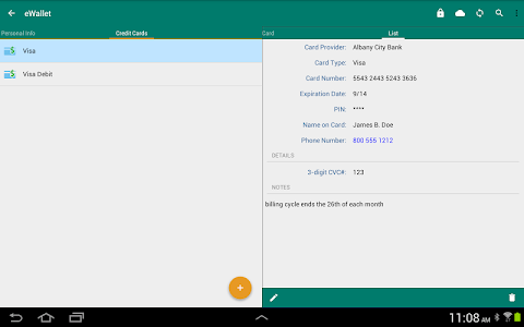 eWallet - Password Manager v7.6.2.276