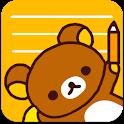 Rilakkuma Memo logo