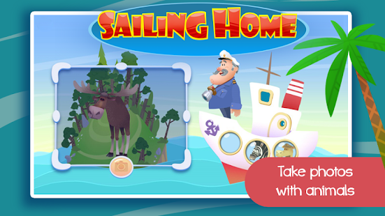 Sailing Home - Animal Habitats- screenshot thumbnail