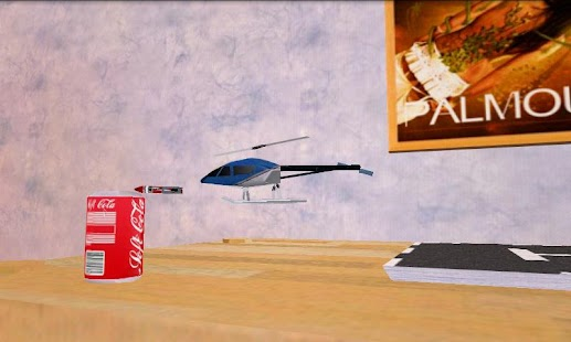Helidroid 3D : Helicopter RC- screenshot thumbnail