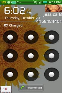 Lock Screen Tags - screenshot thumbnail