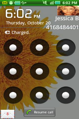 Lock Screen Tags - screenshot