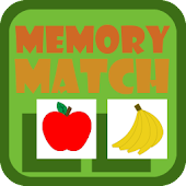 Preschool Fruit Match