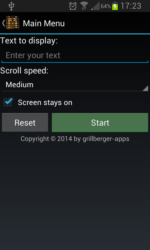 Message on the Block - screenshot