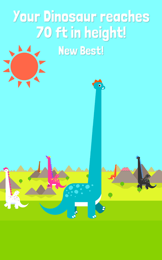 Stack Dino Tower- screenshot