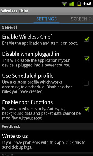 Wireless Power Chief v1.0.9