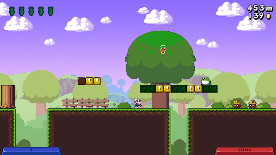 Super Bunny Land - screenshot thumbnail