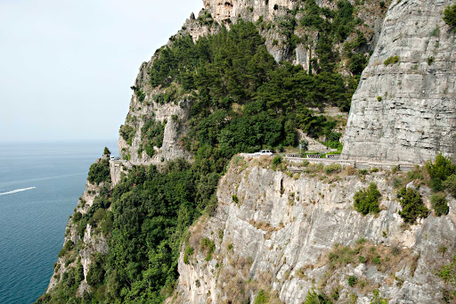 Italy-Amalfi-Coast -   Italy's stunning Amalfi Coast is listed as a UNESCO World Heritage Site for its cultural landscape.