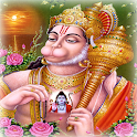 Hanuman Jayanti Greeting Card icon