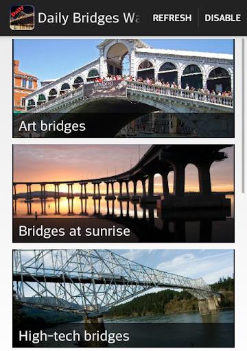 Bridges Daily Wallpaper