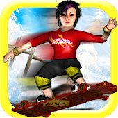 Skater Girl ( Fun 3D Game)