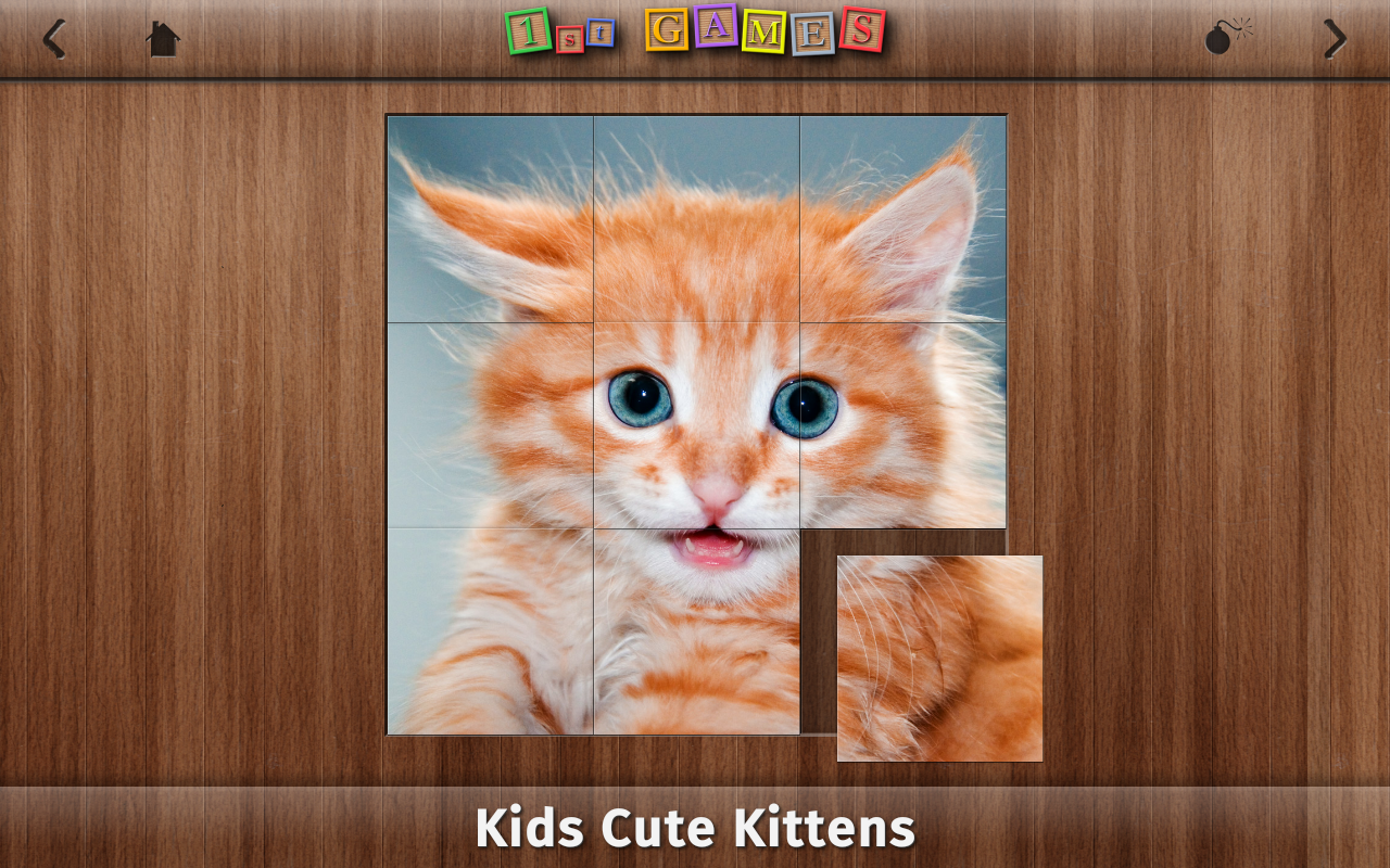1st Games Cat Puzzles for Kids Android Apps on Google Play