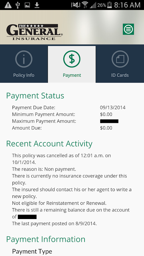 The General Insurance Android Apps On Google Play