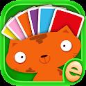 颜色搭配孩子的游戏免费 icon