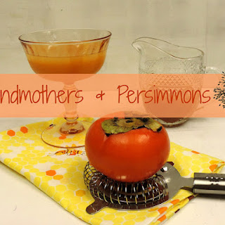 Persimmon Squash!  Recipe