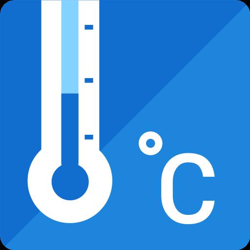 Bluetooth LE Thermometer LOGO-APP點子