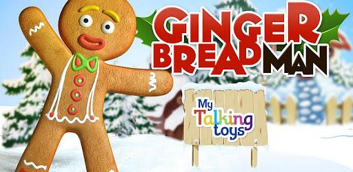 Talking Ginger Xmas Edition