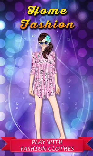 Home Fashion - Dress Up Game
