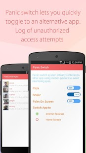 Hide SMS and Call Recorder Screenshot